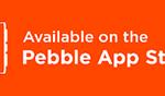 Pebble Download Badge
